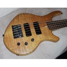 Charles Cote R5 5-String Bass 1996