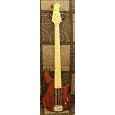 Lakland USA 5-String SOLID Rosewood 55-63 with Skyline Neck; ex Jake Willemain