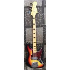Odessa Fender Lawsuit Jazz Bass 1970's